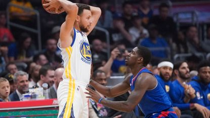 Golden State pakt volle buit, net als Boston