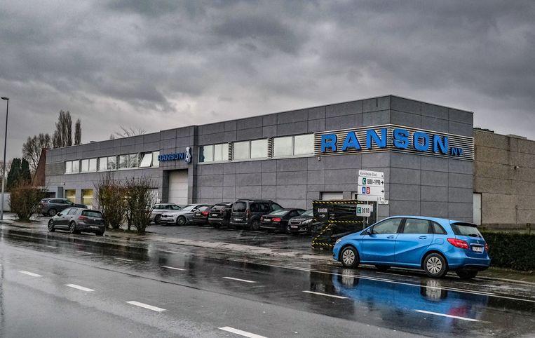 """Het bedrijf Ranson betaalde een jaar geleden losgeld aan hackers. """"We voelen mee met de collega's van Picanol."""""""