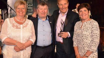 'Golden liftetime award' voor Jacques Raymond