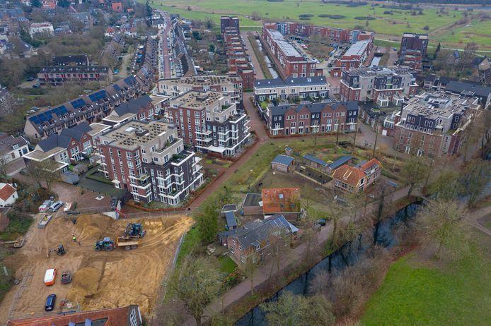 De bouw van Torckdael is bijna klaar.
