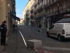 Gewonden bij explosie in centrum Lyon: president Macron spreekt van aanval