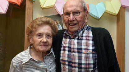 Jerome en Leona 65 jaar gehuwd