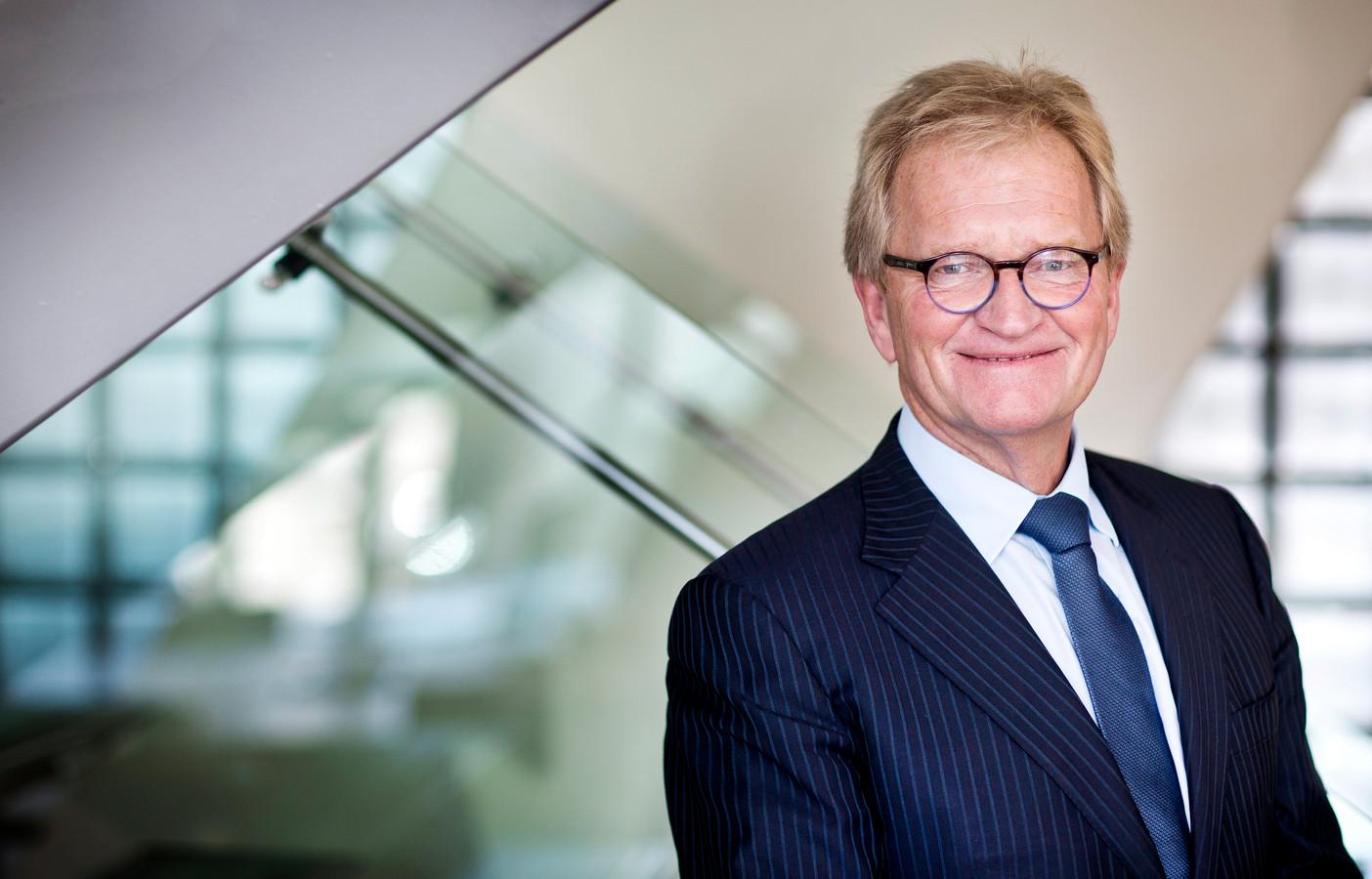 VNO-NCW Voorzitter Hans de Boer.