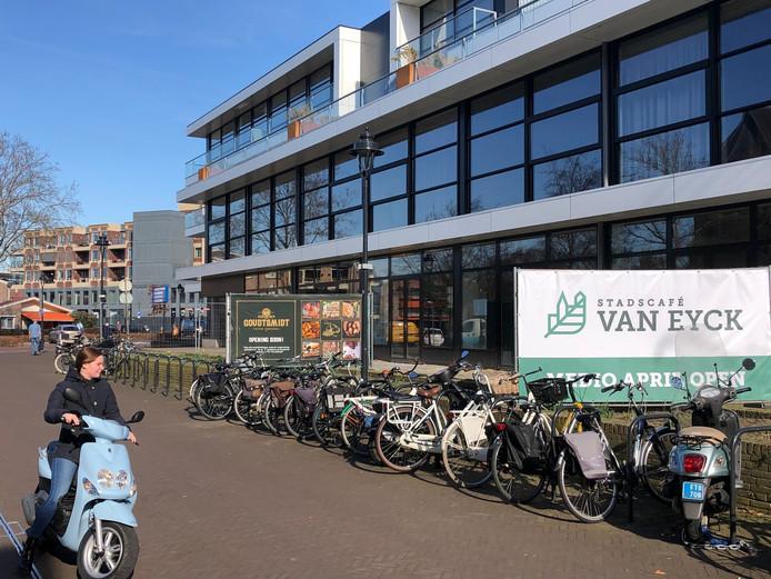 Medio april opent in Uden het nieuwe stadscafé Van Eyck.