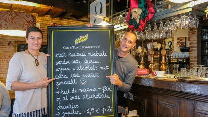 Pintjes halve euro goedkoper als protest tegen Tournée Minérale