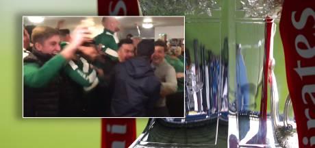 Achtsteklasser door het dolle heen na vrijstelling eerste ronde FA Cup