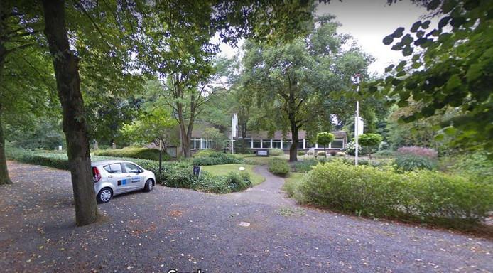 Het bewuste kantoorpand aan de Rijksweg-Zuid.