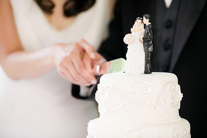 De politie legde een trouwfeest met 40 aanwezigen stil