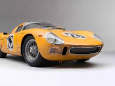 Deze Ferrari modelauto met schade is net zo duur als een echte VW Golf