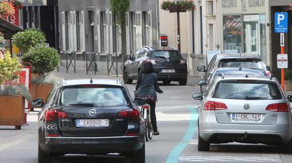 Winkelstraten worden ook fietsstraten