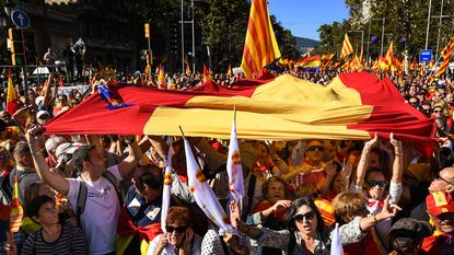 Kwart minder Belgische toeristen naar Barcelona