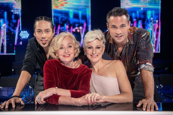Dancing with the Stars, de jury