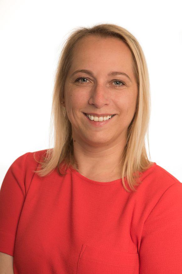Tinne Wuyts staat op de 17de plaats voor het Vlaams Parlement.
