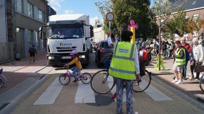 Veiliger verkeer aan scholen