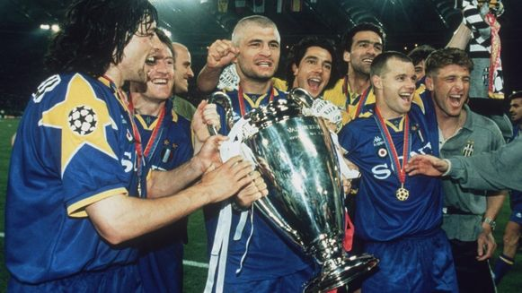 Juventus won in 1996.