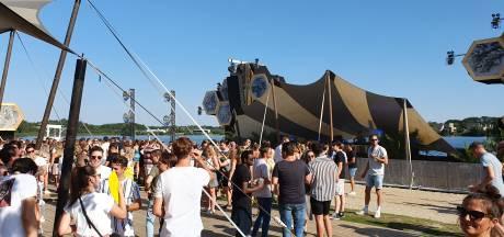 Festival Duikboot 2019 zwetend heet