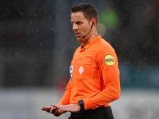 Pol van Boekel leidt duel tussen Feyenoord en Willem II
