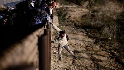 Amerikaanse grenswacht zet traangas in bij incident aan Mexicaanse grens