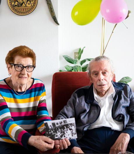Na 73 jaar stond plotseling de jeugdliefde van Cor (86) voor de deur: 'Hij viel helemaal stil'