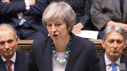 May wil 'backstop' heronderhandelen in Brussel, maar daar lijkt niemand op haar te zitten wachten