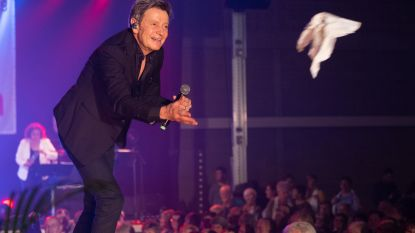 Rood Seniorenfeest viert jubileum met Willy Sommers