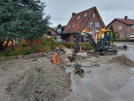Waterleiding brak in één week tijd acht keer in zelfde straat: 'Dit is uitzonderlijk'