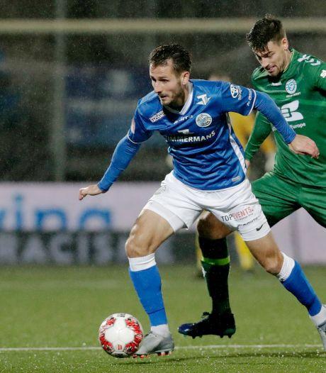 FC Den Bosch start nieuw seizoen met loodzware klus