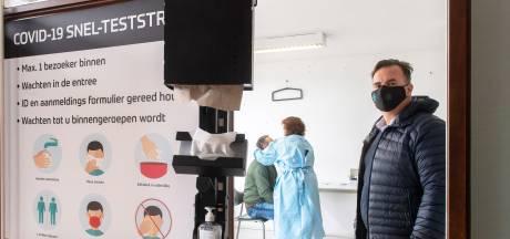 Bedrijven Dombosch beginnen eigen sneltest: 'In het ergste geval valt je hele bedrijf stil'