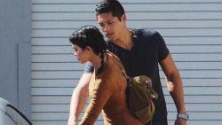 Kylie Jenners bodyguard reageert op geruchten dat hij Stormi's vader zou zijn