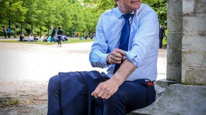 """Johan Van Overtveldt: """"Ik, minister van Rijken? Vraag dat eens in Knokke"""""""