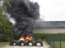 Opnieuw vandalisme op trimparcours in Vriezenveen: 'Brand had over kunnen slaan naar gebouw scouting'