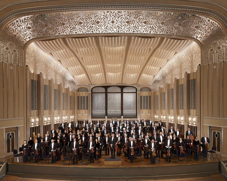null Beeld The Cleveland Orchestra