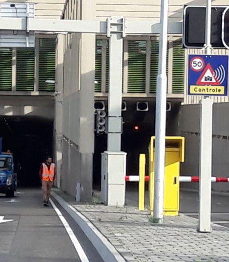 Stadsbaantunnel Leidsche Rijn komend weekend gesloten voor onderhoud