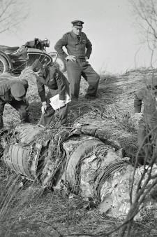 Straaljager viel in 1961 uit de lucht boven Breugel; wie kent het verhaal achter dit ongeluk?