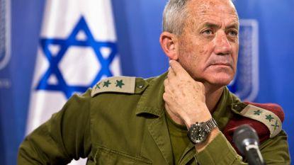 Populaire ex-stafchef Israëlisch leger daagt Netanyahu uit voor premierschap