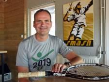 Na anderhalf jaar blessureleed is Patrick Vervaet weer écht tennisser