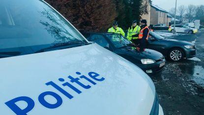 CARMA houdt grote politiecontrole: inbreuken op verzekering, kinderzitjes en veiligheidsgordel