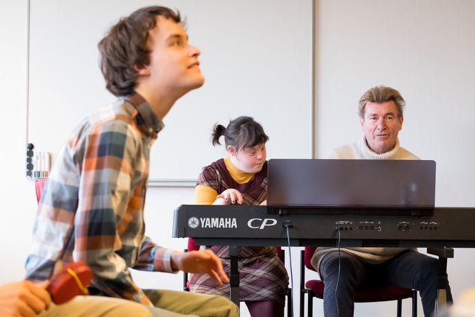 Paul Michiels musiceerde in het verleden al verscheidene malen met de G-muzikanten.