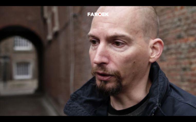 Het 42-jarige slachtoffer deed in opsporingsprogramma Faroek op VTM een oproep naar getuigen.