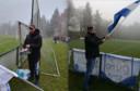Duno-supporters Rick van Soest en  Albert Stel.