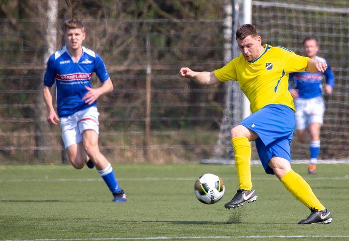 FC Uden op archiefbeeld