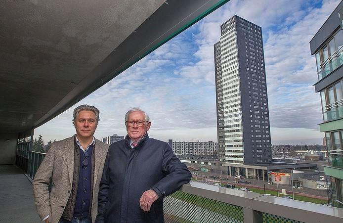 Geert en Theo Hurks
