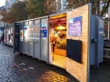 Hennepcontainer en nog veel meer op Veiligheidsmarkt Drunen