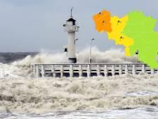 """L'IRM met en garde contre la tempête """"Odette"""", le 1722 activé"""