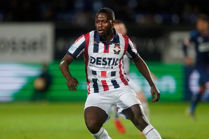 Karim Coulibaly traint voorlopig aan de Rueckertbaan.