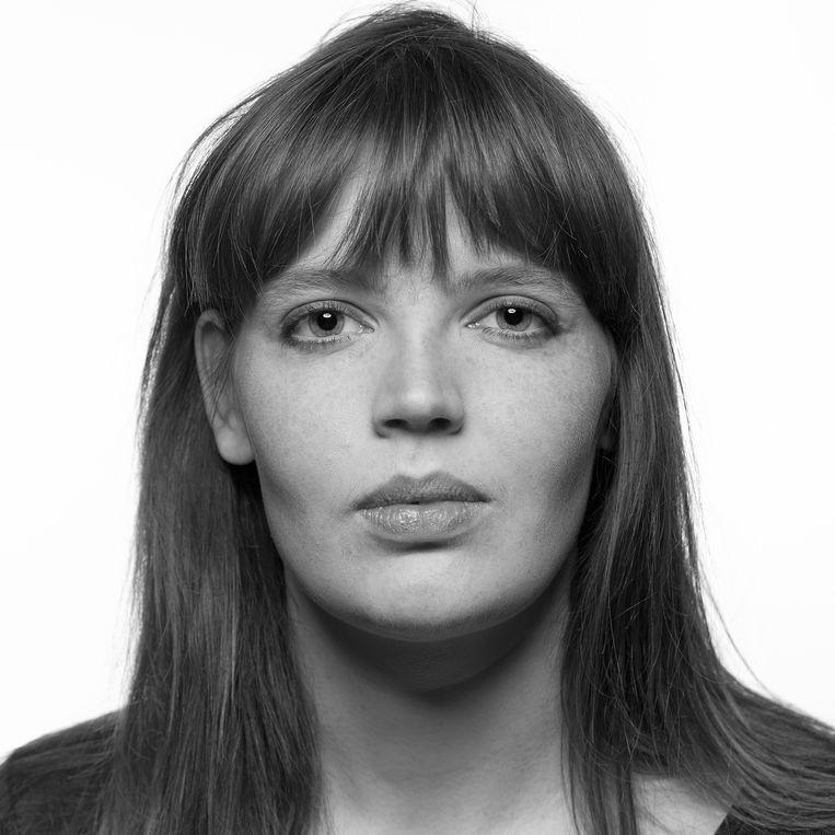 Hannah van Binsbergen Beeld Frank Castelein