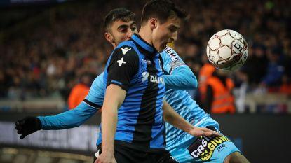 """Aanwinst Mitrovic wil via Club naar WK in Rusland: """"Heel tevreden met mijn overstap"""""""