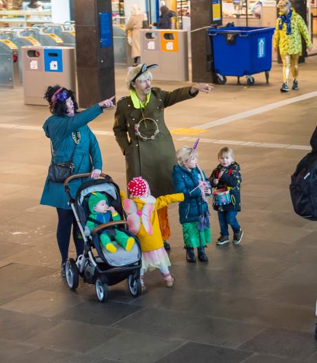 Carnaval verdeelt de wereld in tweeën