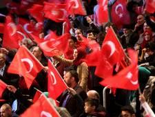 Angst voor spanningen door Nederlandse campagne voor Erdogan