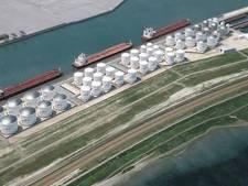 Energiereus BP verbindt zich aan nieuwe tankterminal Maasvlakte
